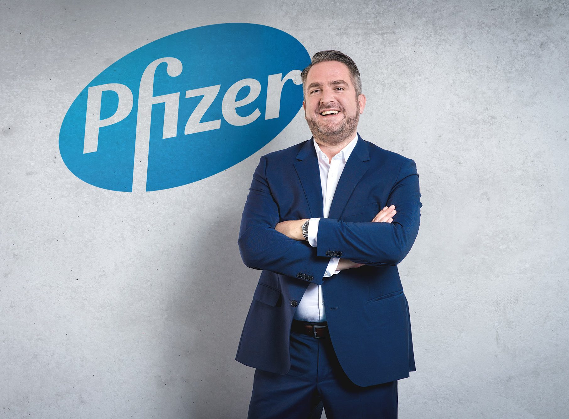 Pfizer Germany Employer Branding Human Resources Campaign Portraits